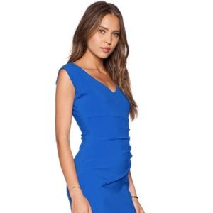 Diane Von Furstenberg Blue Dress Size 4